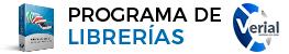 Programa de Librerías Logo